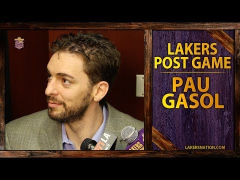 Lakers Vs. Celtics: Pau Gasol Expects Kobe Bryant To Remain Positive Even IF Out For Season
