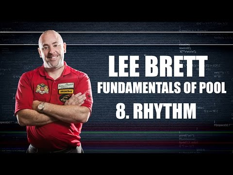 APA Lee Brett Instructional Series - Lesson 8 - The Rhythm
