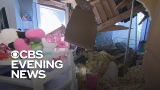 "Florida families ""devastated"" by damage left by Hurricane Michael"