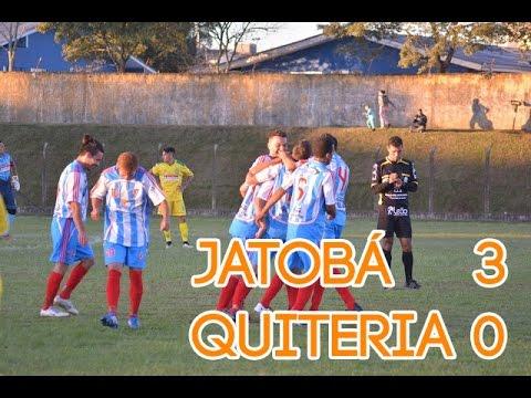 JATOB� 3 x 0 SANTA QUIT�RIA