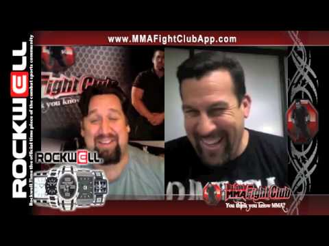 UFC - Mark Hunt VS Big Foot - by Big John's MMA Fight Club
