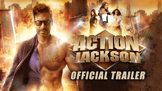 Action Jackson Movie Official Trailer