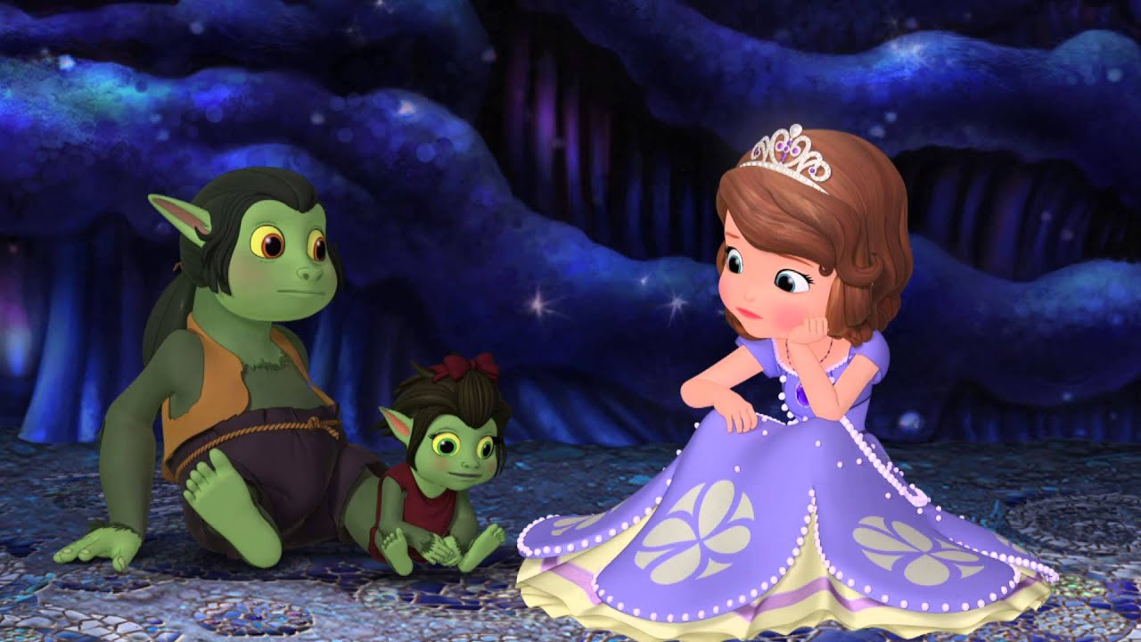Sofia The First - Let The Good Times Troll