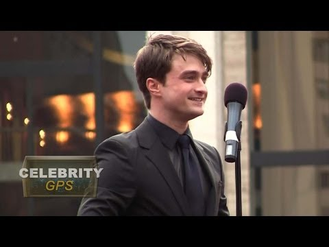Daniel Radcliffe opens up about alcohol abuse - Hollywood.TV