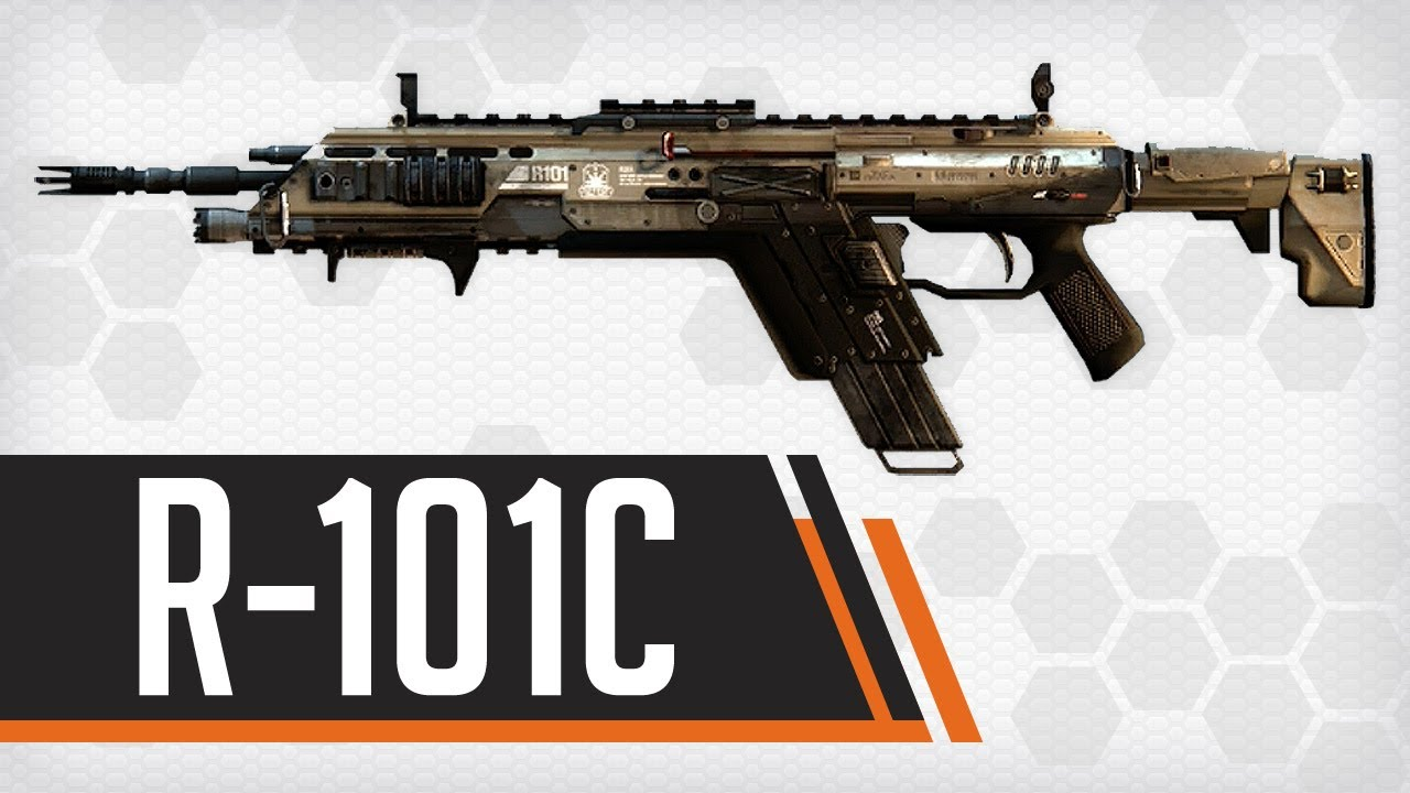 r101c carbine titanfall weapon guide amp gun review youtube