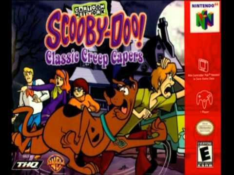 Scooby Doo! Classic Creep Capers OST- The Black Knight