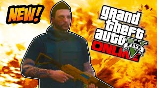 GTA 5 Online How To Auto Run, Afghan Scarf Trick & Gas