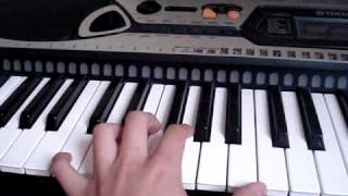 "Naruto ""grief And Sorrow"" Tutorial (hokage Funeral) On Piano"
