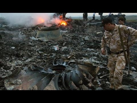 Jerry Seib: Downed Plane Turns Spotlight Back to Ukraine