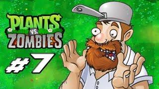 Plants Vs. Zombies Gameplay Walkthrough Part 7 Shorter