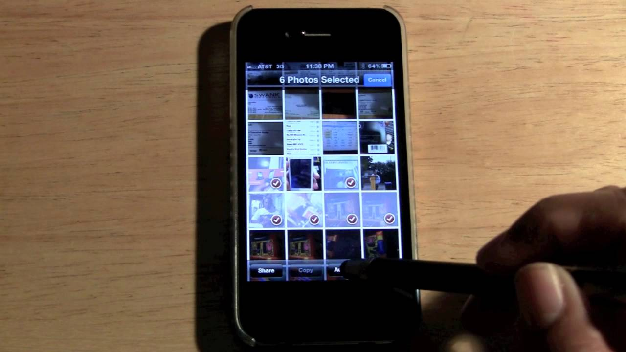 how to create a folder on iphone 5