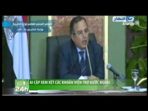 VTC14_Ai Cập xem xét các khoản viện trợ nước ngoài_190813