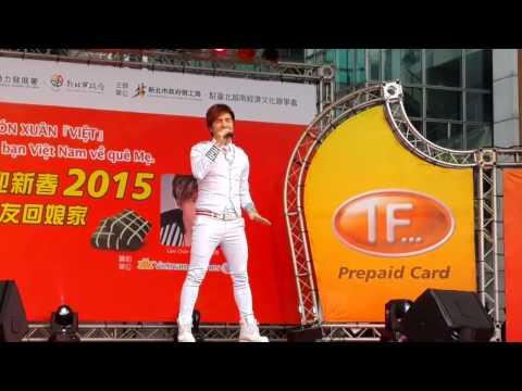 Nonstop Lan Và Điệp 2015  Lâm Chấn Khang hát Live tại Đài Loan Taiwan 2015