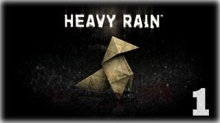 Прохождение игры Heavy Rain. + DLC Taxidermist.