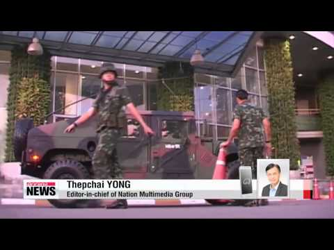 Thai martial law: Live report from Bangkok