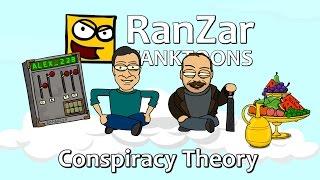 Tanktoon - Konšpiračná teória