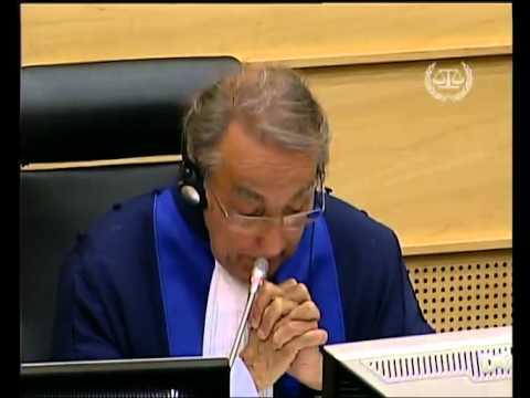 Germain Katanga sentenced to 12 years' imprisonment - 23 May 2014
