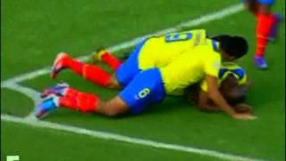 Ecuador 1 Colombia 0. Eliminatorias Sudamericanas 2014