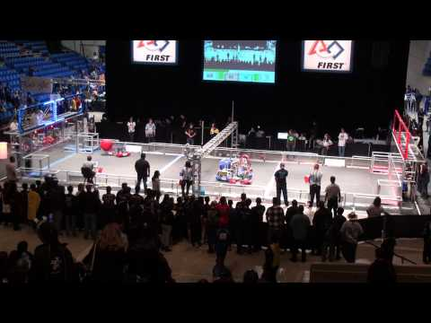 2014 FRC Silicon Valley Regional Qualification Match 52