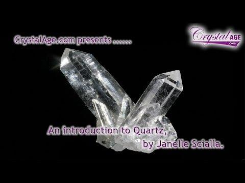 Healing Crystals Guide - Quartz