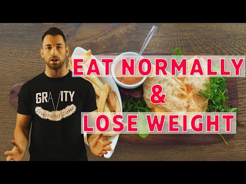 How to Lose Weight without feeling HUNGRY while Intermittent Fasting eat less feel full diet craving