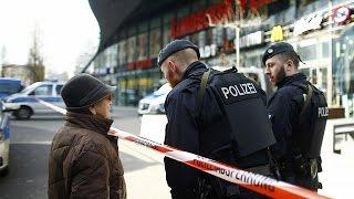 اعتقال شخصين إثر إنذار باعتداء إرهابي في غرب المانيا |