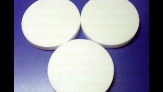 Como Forrar Una Base De Telgopor/unicel En Porcelana Fria