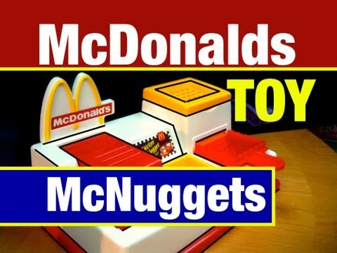 McDonalds Toys McNugget Maker Playset Vintage McDonalds Snack Food Maker Toy Review Mike Mozart, McDonalds Toy McNugget Maker Playset. A Vintage McDonalds 1993 Snack Food Maker Toy Review by Mike Mozart of TheToyChannel on YouTube. Mike Mozart's second M...
