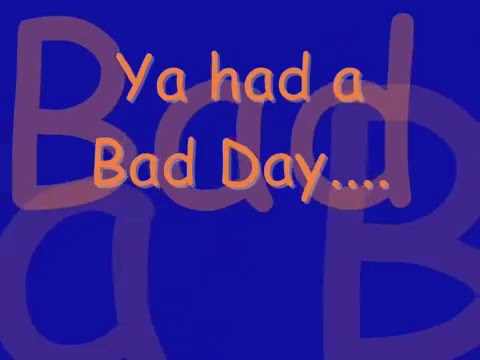 Bad Day (Daniel Powter song) - Wikipedia