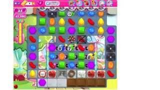 Candy Crush Saga, Nivel 578 ★★★ Sin Boosters