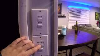 My Smartthings Home Automation Set Up