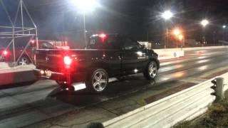 2012 Dodge Ram Rt 1/4 Mile Track