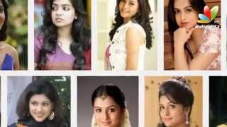 Tamil Actress Salary/Remuneration List 2014 I Latest Hot