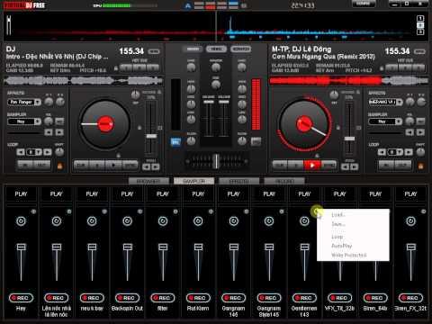 Tập đánh DJ virtual