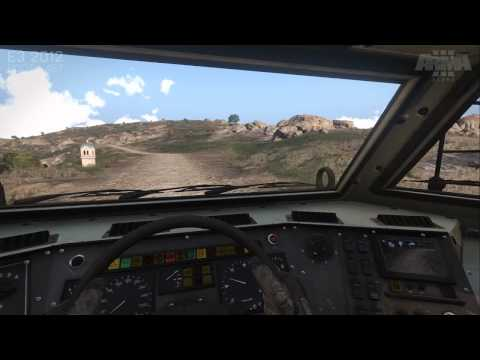 Arma 3 - 'E3 2012 Sneak Preview' Trailer -0tOSjYgGvHw