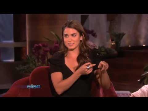 Ellen's New BBFF: Nikki Reed -0tkdsD4ki00