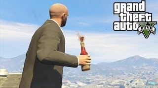 GTA 5: Secret Molotov Cocktail / Fire Bottle Locations