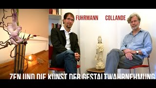Dr. Cornelius von Collande im Dialog mit Jörg Fuhrmann am Benediktushof