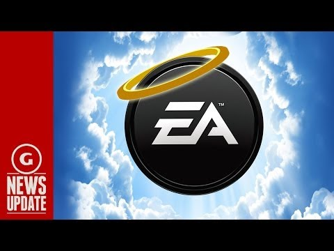 "EA won't be named ""Worst Company in America"" this year - GS News Update"