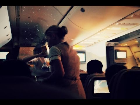 Emirates Flight Experience: EK247 Dubai to Rio de Janeiro