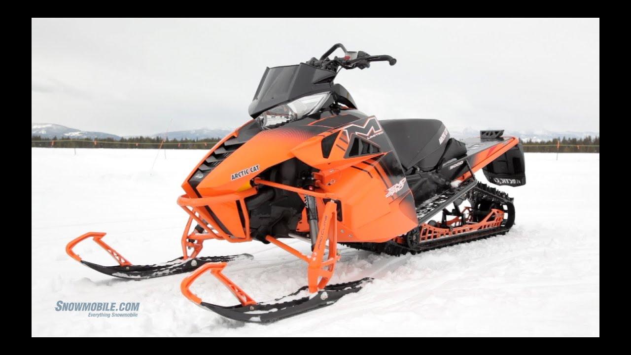 2016 Arctic Cat M8000 Snowmobile