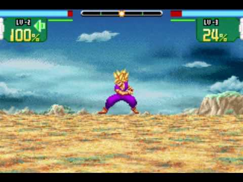 Dragonball Z Supersonic Warriors ep 2.3 - Gohan's Cell Game