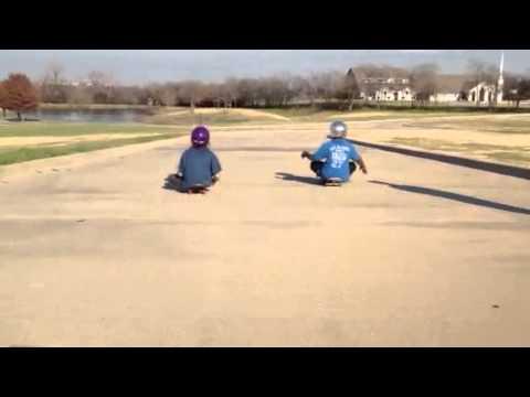 Butt Racing