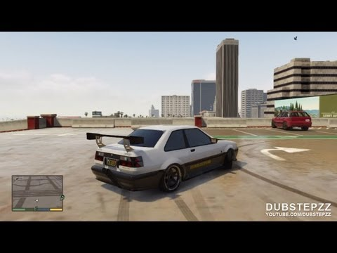 Hình ảnh trong video GTA V (5) | Futo Customisation + Gameplay