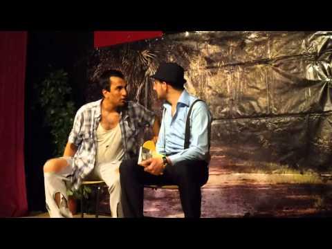 Tiyatro Oyunu-Hayvanat Bahçesi Masalı