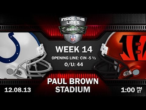 NFL Picks: Indianapolis Colts vs. Cincinnati Bengals