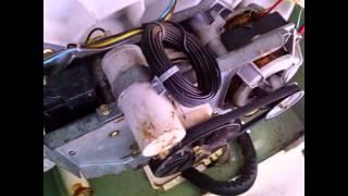 Lavadora Bate Só Para Um Lado Capacitor Consul BWC24A