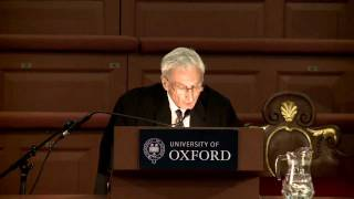 The Romanes Lecture - Nov 2011 - Lord Rees