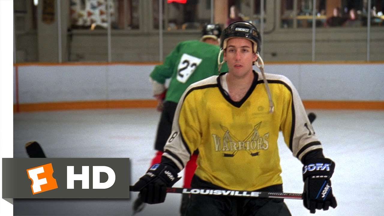 Adam sandler happy gilmore hockey
