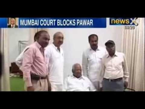 Sharad Pawar restrained from acting as MCA president - NewsX